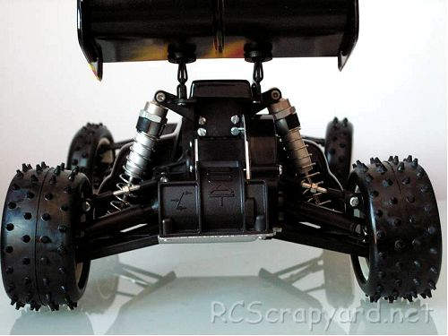 Schumacher Top-Cat Chassis