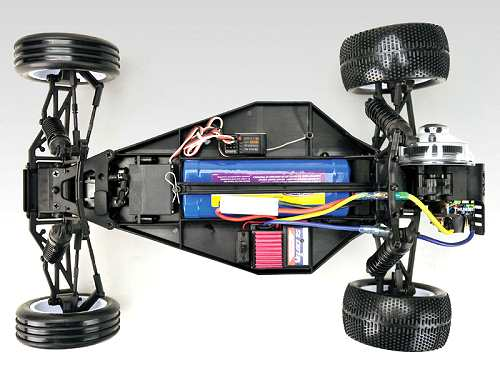Thunder Tiger Phoenix BX II Chassis