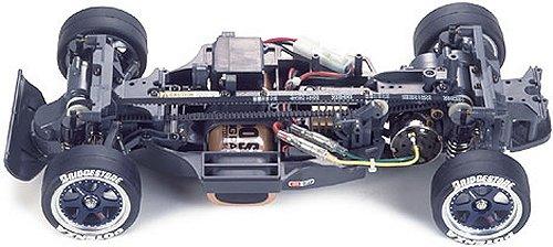 Tamiya Nissan R390 GT1 #58203 TA-03R Chassis