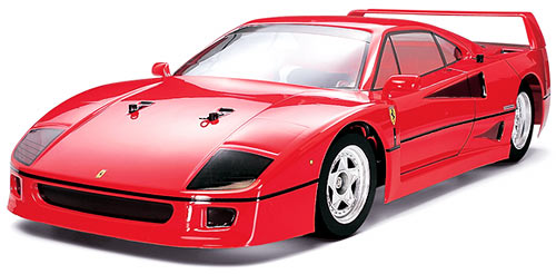 Tamiya Ferrari F40 #58356 Group-C Body Shell