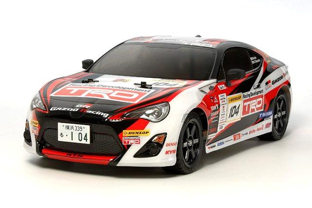 Tamiya Gazoo Racing Trd 86 58574 Tt 02 Rcscrapyard