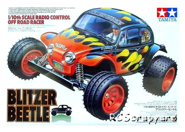 Tamiya Blitzer Beetle - #58122