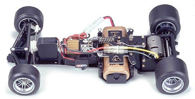 Tamiya F103 Chassis • RCScrapyard - Radio Controlled Model ...