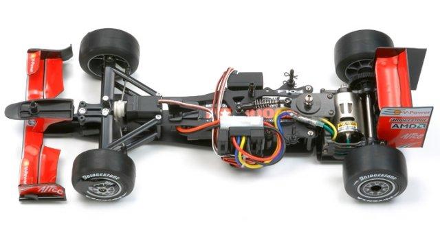 Tamiya F104 Setup Tamiya F104