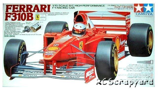 Tamiya-Ferrari-F310B
