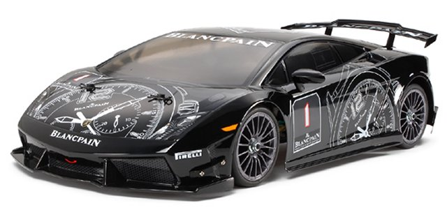 Tamiya Lamborghini Gallardo LP560-4 Super Trofeo