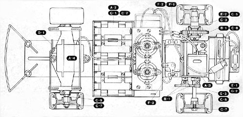 tamiya porsche 934 turbo rsr  58001  u2022 rcscrapyard