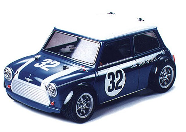 Tamiya Rover-Mini-Cooper-Racing-M03