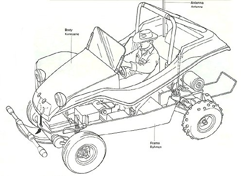 tamiya bear hawk manual pdf
