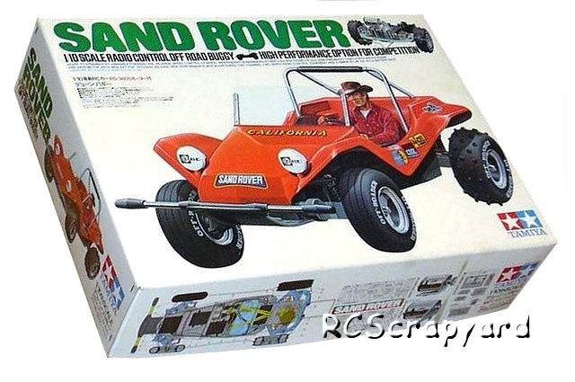Tamiya Sand Rover Tuning Tamiya Sand Rover 58024