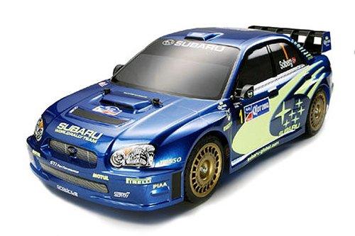 58333 Tamiya Subaru Impreza Wrc 2004 Tt 01
