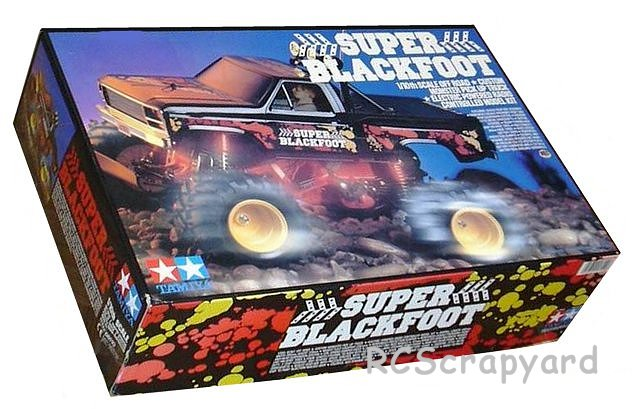 Tamiya Super Blackfoot - #58110
