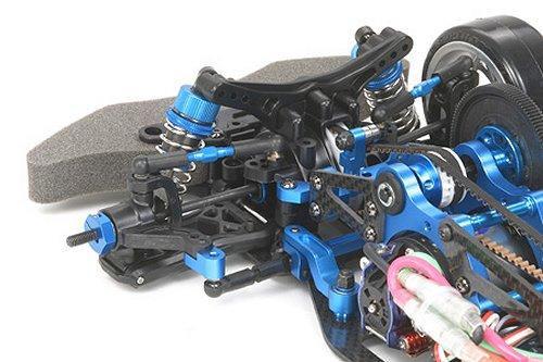 Ta05 Vdf 2 : Tamiya ta vdf drift spec chassis rcscrapyard