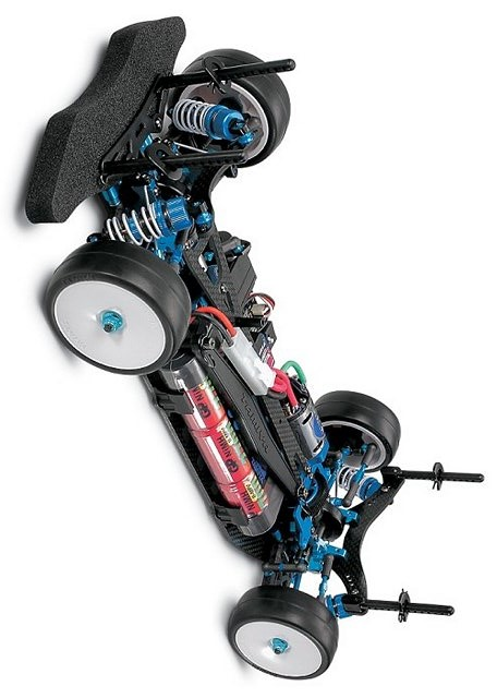 Tamiya America TT-02RR Chassis Kit 4WD 1//10 on road  TAM47382 Limited Edition