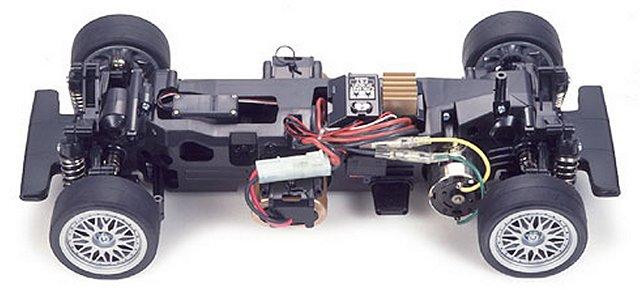 tamiya tl 01la chassis radio controlled models. Black Bedroom Furniture Sets. Home Design Ideas