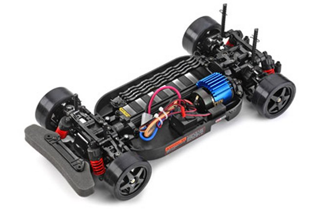 Nissan Rc Drift Cars ... -01D Drift Spec Chassis • RCScrapyard - Radio Controlled Model Cars