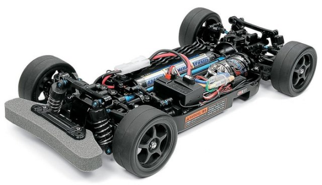 tamiya tt 01r chassis 58348 rcscrapyard rc funkuhren. Black Bedroom Furniture Sets. Home Design Ideas
