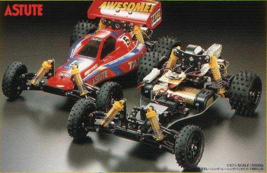 Tamiya Astute #58080 • RCScrapyard  RC Funkuhren Modellautos