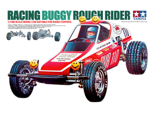 Tamiya Rough Rider - #58015