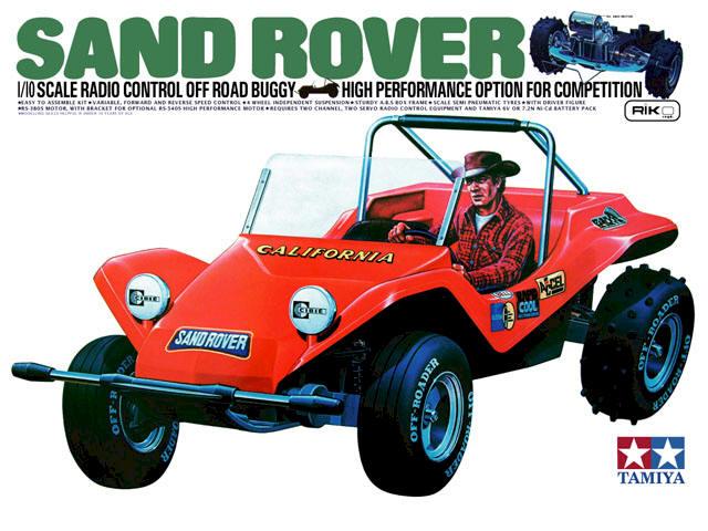 Tamiya Sand Rover Tuning Tamiya Sand Rover