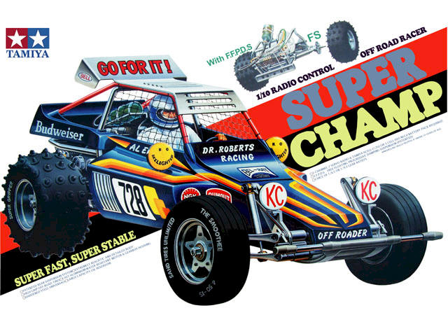 Tamiya Super Champ - #58034