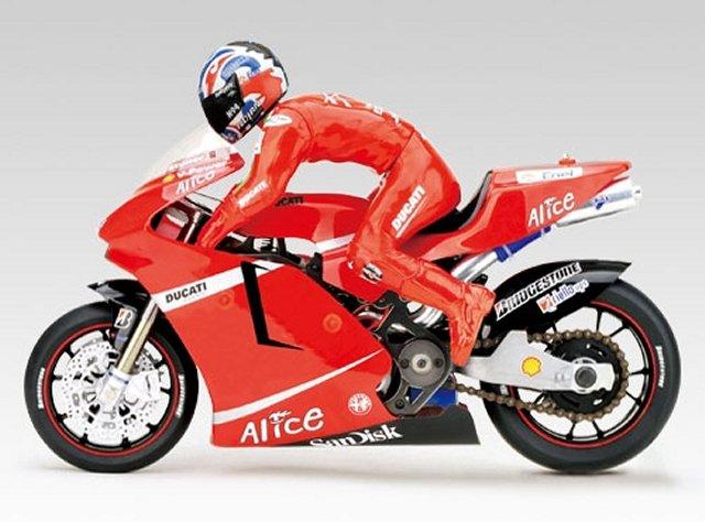 Thunder Tiger Ducati Motorcycle Nitro Rcscrapyard