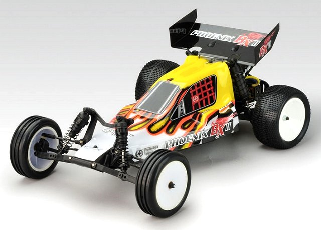 Thunder-Tiger Phoenix BX II - 1:10 Electric RC Buggy