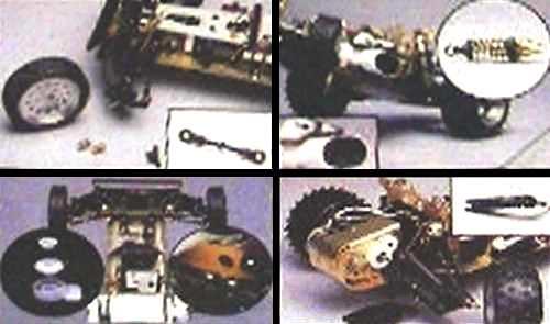 Traxxas Bullet - TRX-10