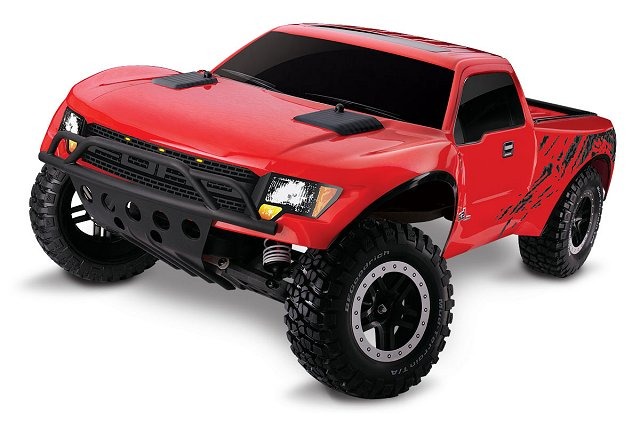 Traxxas Ford F-150 SVT Raptor Replica - 1/10 Electric RC Truck