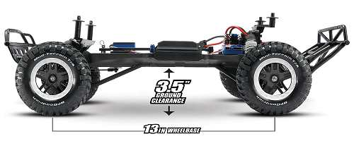 Traxxas Ford F150 SVT Raptor Chassis