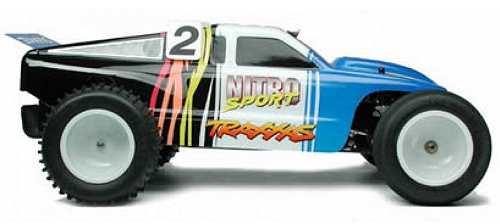 Traxxas Nitro Sport SE