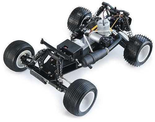 Traxxas Nitro Sport SE Chassis