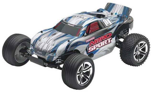 Traxxas Nitro Sport SE - 1:10 RC Truck