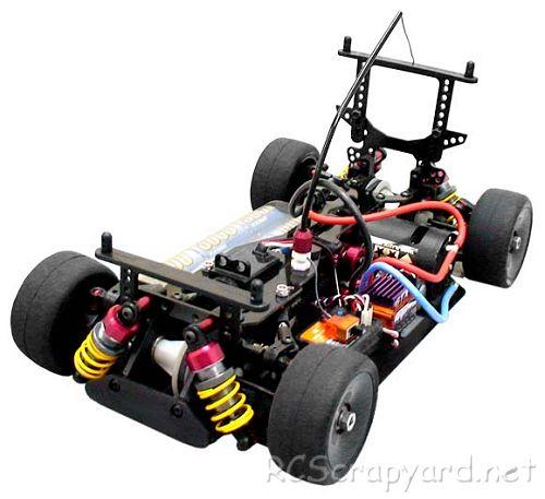 Xpress MRR2 Junior • RCScrapyard