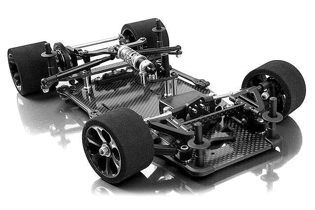 Xray X12 - 1:12 Electric Pan Car