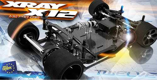 Xray X12 Chassis
