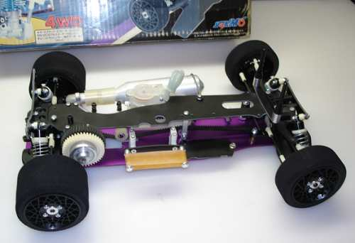Yokomo YR-10 GP • RCScrapyard - Radio Controlled Model Cars