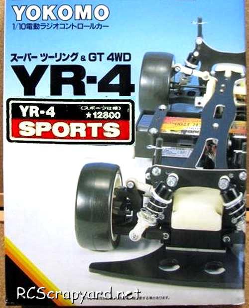 Yokomo YR4