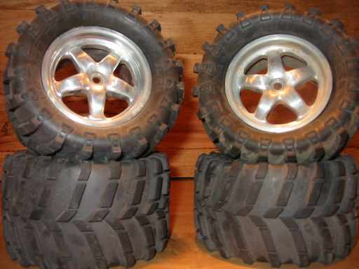 Pro-Line Max Masher RC Model Car Tires