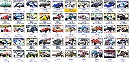 Tamiya RC Model Catalogue