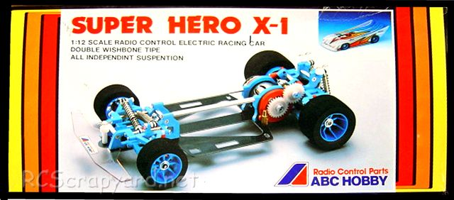 ABC Hobby Super Hero X-1