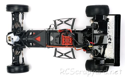 Arrma ADX-10 BLX Chassis