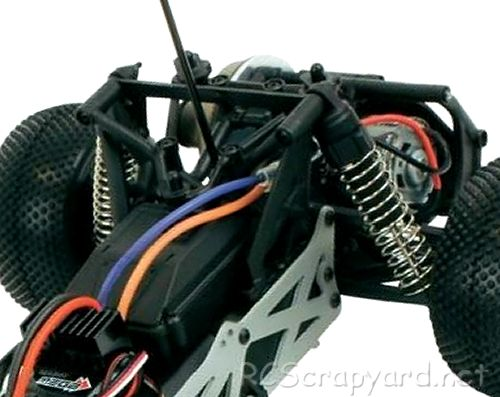 Arrma ADX-10 Chassis
