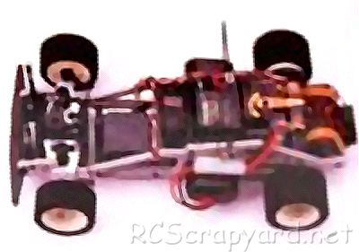 Academy March-85G Chassis