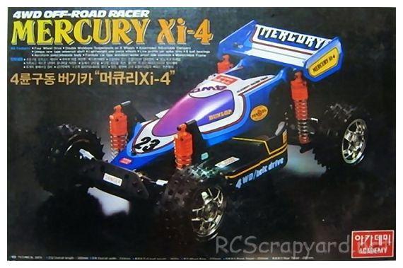 Academy Mercury Xi-4