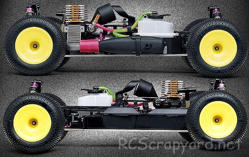 Academy RT4-GP Pro Spec Chassis