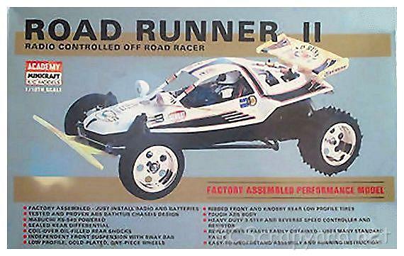 Academy Road Runner II