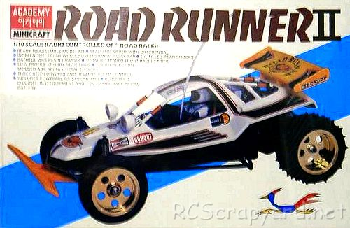 Academy Road Runner II Chassis