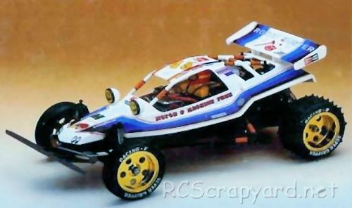 Academy Rock Buster Chassis