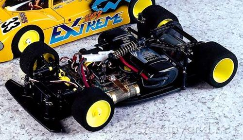 Academy SP3 Extreme Chassis